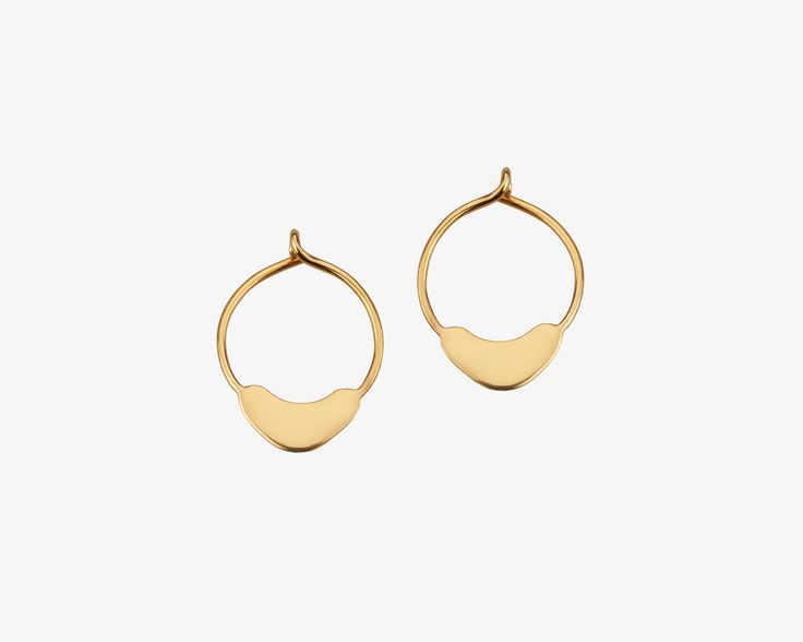 rett frem | Earrings Untitled No.6 art collection