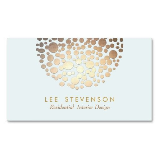 Gold Circles Embossed Look Business Card This Great Design Is Available For Customization All Text Style Colors Sizes Can Be Modified To