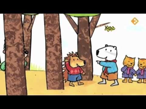 Max gaat naar het bos (digitaal prentenboek)