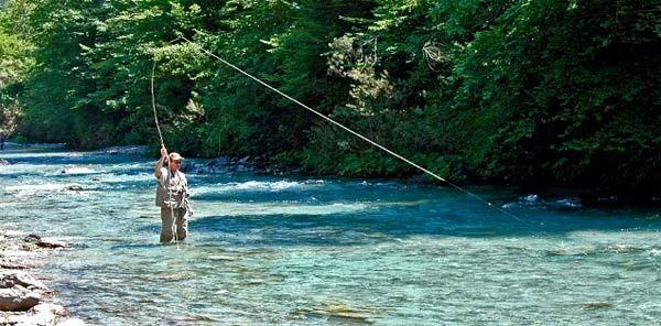 Club Fish World. Fly fishing adventures in Slovenia