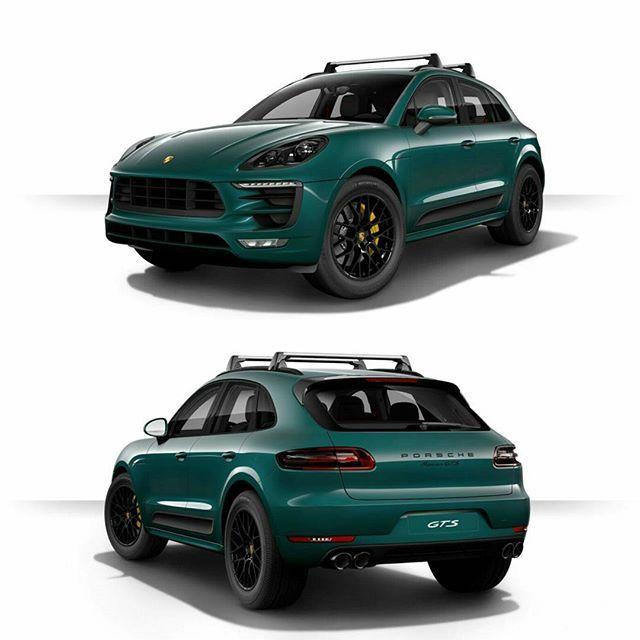2016 Porsche Macan GTS…