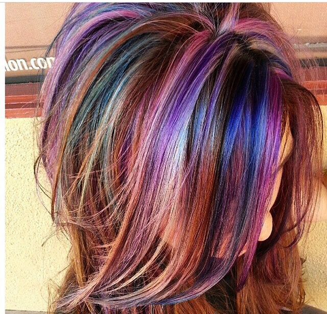 Bright Highlights For Brown Hair Find Your Perfect Hair Style
