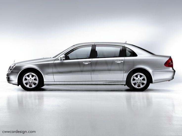 Mercedes-Benz E-Class Stretch