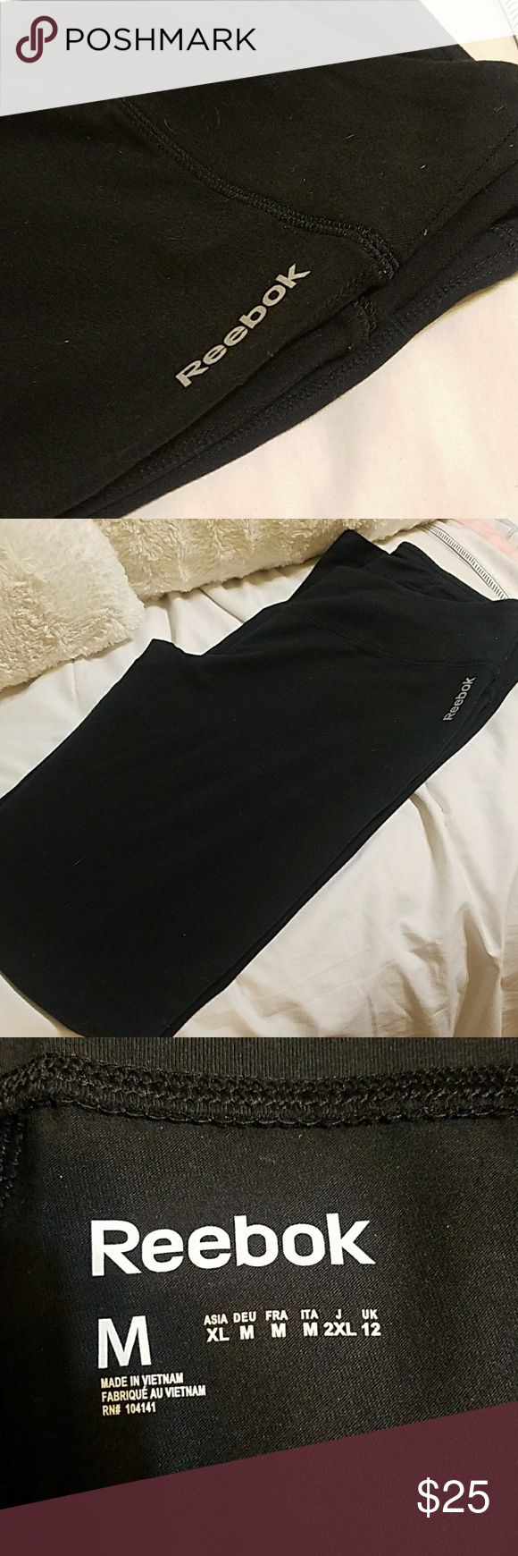 NWOT Reebok Sweatpants! I bought these but never wore them! Reebok Pants Track Pants & Joggers