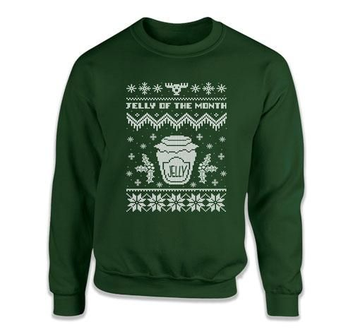 CREWNECK SWEATER - Jelly Of The Month Club - DN-252