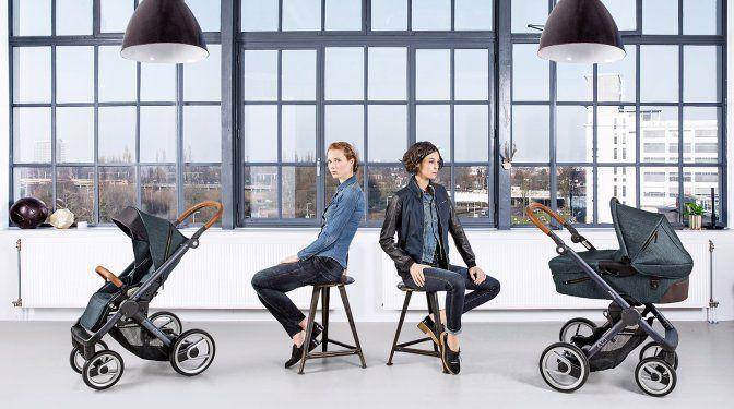 Wózek Mutsy - który lepszy evo czy igo?