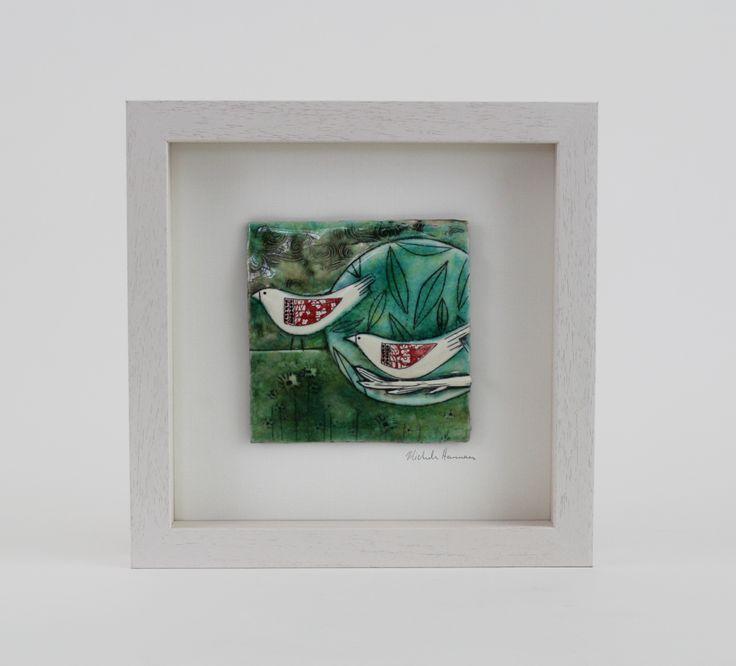 Wall Piece - By Michele Hannan