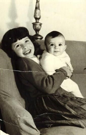 Luca y Claudia Prodan