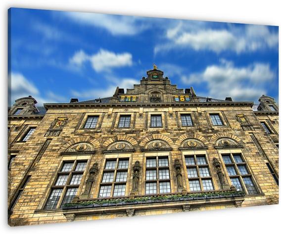 Gevel stadhuis Rotterdam Bram van Eijk (A. van Eijk Fotografie) WWW.PIXEL2PICTURE.NL