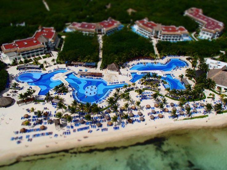 Bluebay Grand Esmeralda Riviera Maya Playa Del Carmen