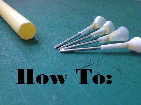 How To Make A Deadly Blow Dart And Blow Gun - YouTube