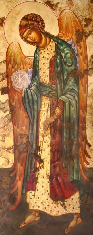 ΝΕΚΡΟΣ ΓΙΑ ΤΟΝ ΚΟΣΜΟ: Γαβριήλ! (Ο αρχάγγελος εορτάζει)