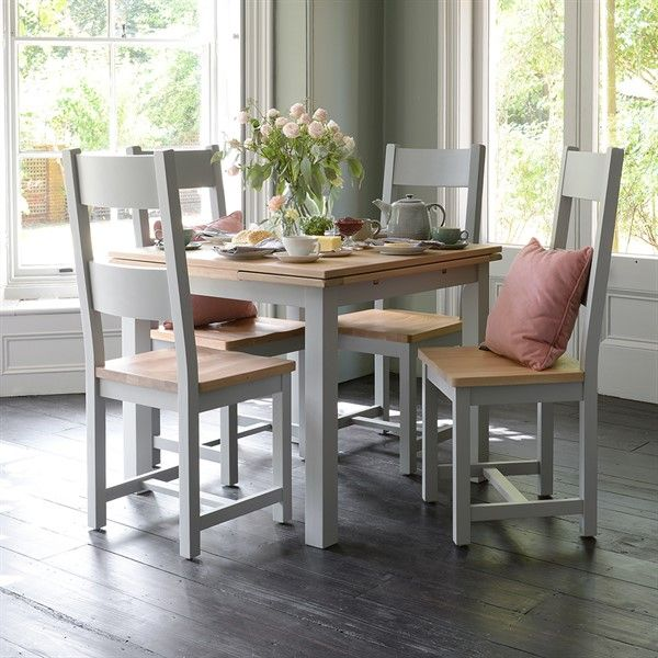 Square Extending Dining Table Uk