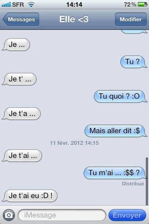 Langage SMS
