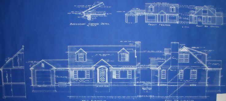42 best blueprint images on pinterest billboard graphics and blueprint malvernweather Gallery