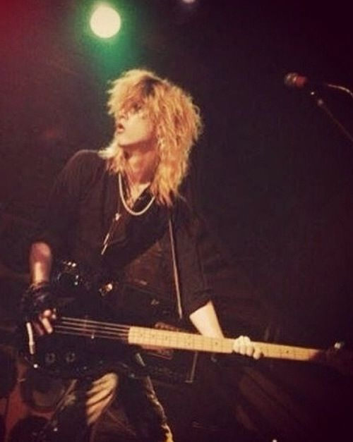 Duff Mckagan young
