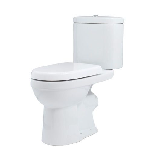 Denver close coupled WC inc soft close seat