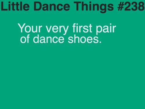 Little Dance Things I still have mine comment I you have yours too
