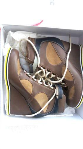 SEE BY CHLOÉ Stiefeletten Gr./ SIZE 40 Beige Damen Schuhe Boots ECHT Leder