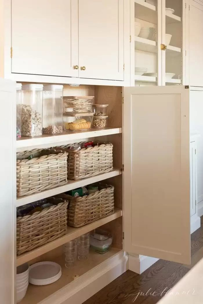 Kitchen Pantry How To Organize The Pantry Cupboard Cupboard