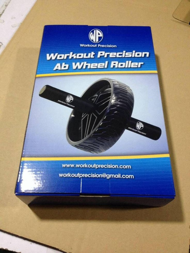 New Ab Wheel Roller, packing to Amazon....