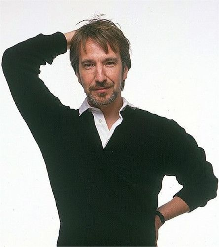 Alan Rickman (This is a really good picture of him.)