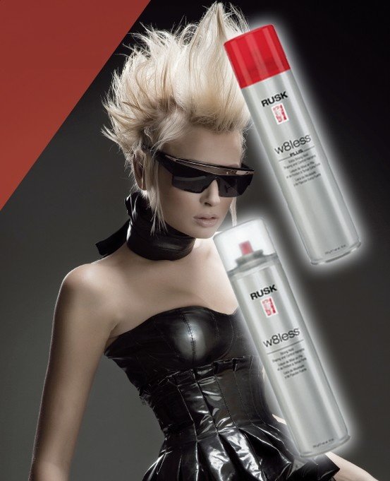 Designer Collection: Internal Body and Hold: W8less formulas contain Thermplex™, and can be used on all hair types. these products, which can be used on wet or dry hair, leave hair completely brushable, humidity resistant and add a healthy, natural sheen.
