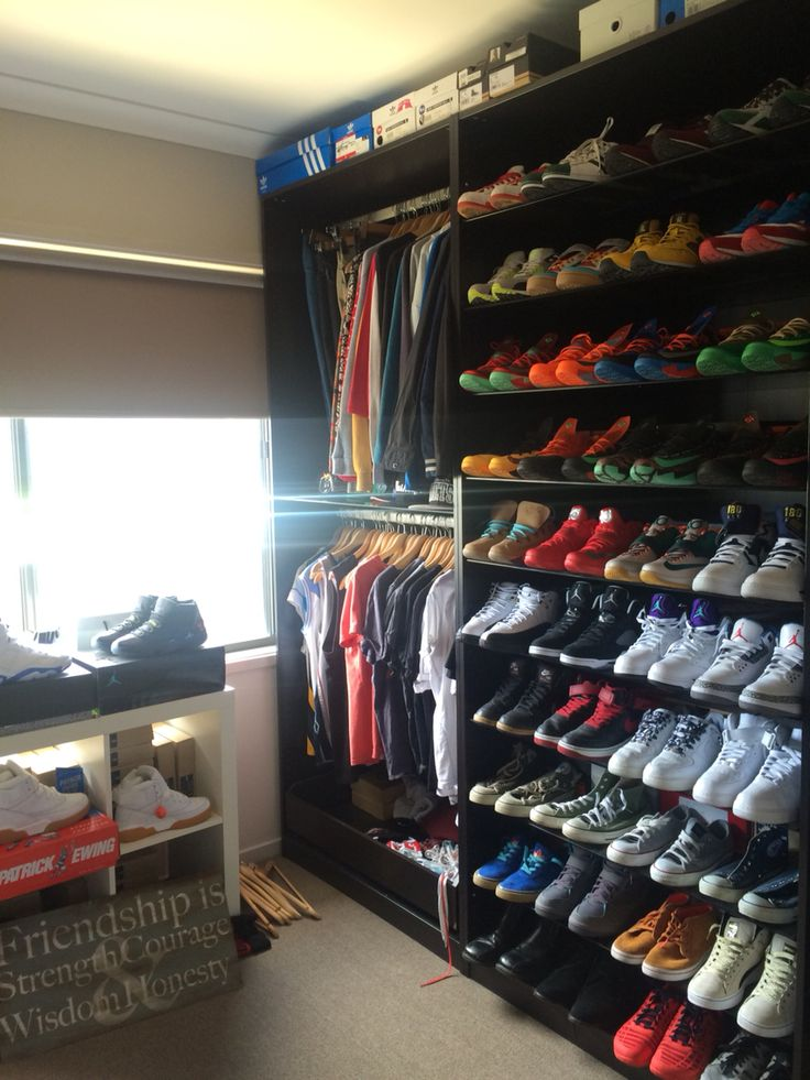 30 Best Sneakers Closet Images On Pinterest
