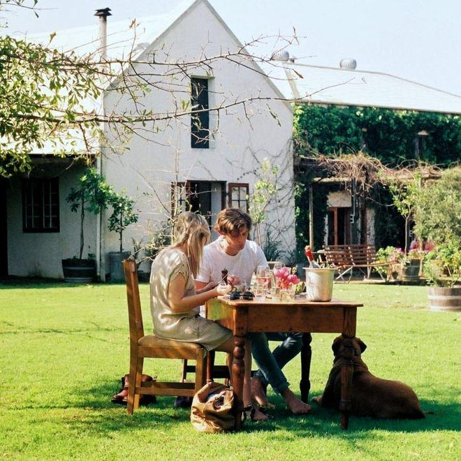 The Table - farm to table restaurant outside Paarl