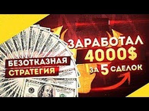 Торговля на олимп трейд 7 минут и 4000$ заработано