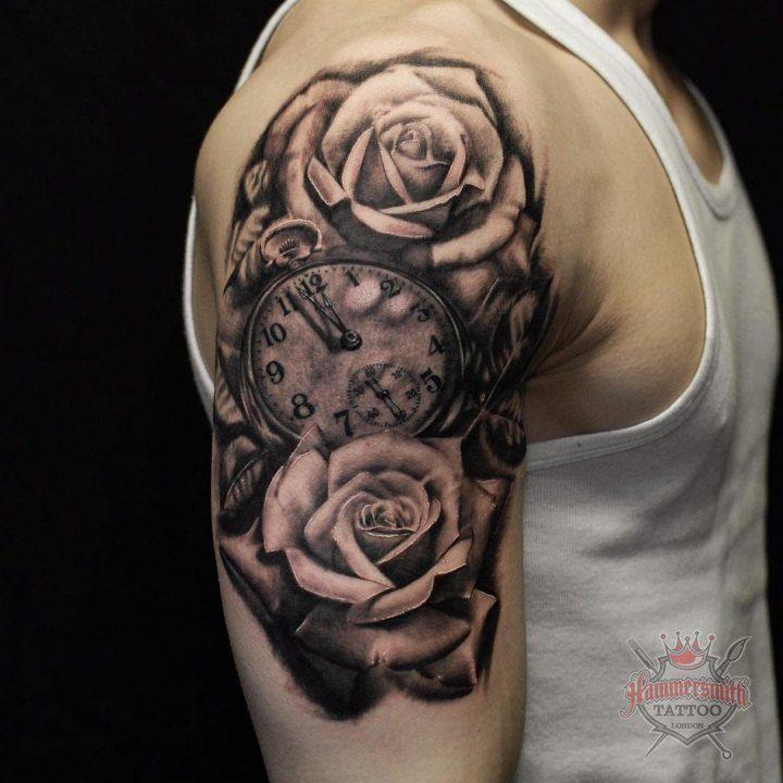 Photo #1558 hammersmith tattoo london Archie - Tattoo  - London Tattoo Gallery - Tattoo artists London - Hammersmith Tattoo Shop - London Studio