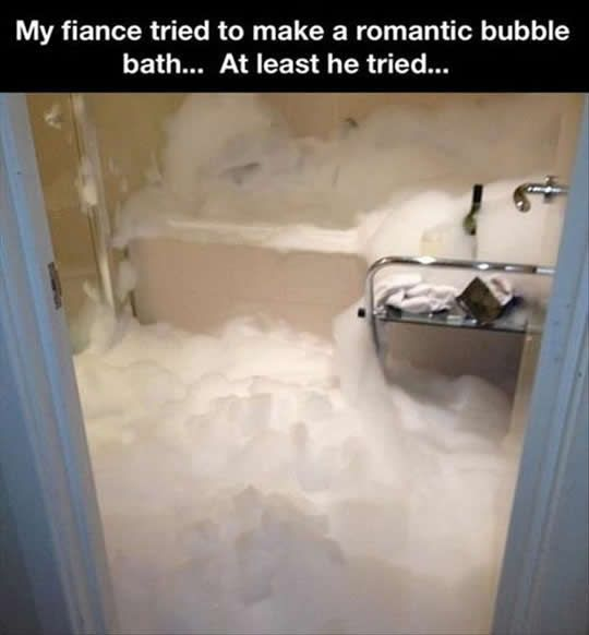 how to make a bubble bath without bubble bath