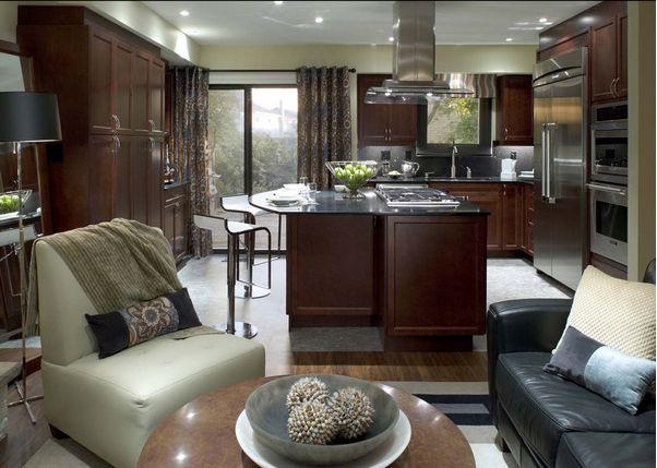 The 25 best kitchen sitting areas ideas on pinterest for Sitting area in kitchen ideas