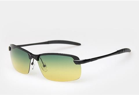 day and night of the driver's glare glare night vision goggles fashion men's polarized glasses wholesale 3043RY - Hespirides Gifts - 1