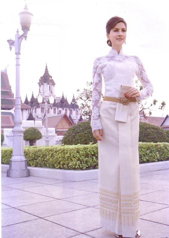 แฟชั่น ชุดไทย สำหรับคุณ ผู้หญิง ในงาน แต่งงาน ตามประเพณีไทย หรืองานสำคัญต่างๆ