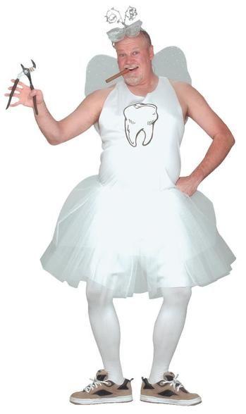 Tooth Fairy Adult Costume