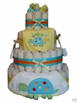 17 Best Images About Baby Shower Diaper Cakes On Pinterest