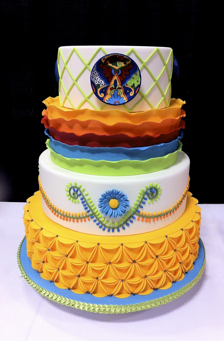 Mexican Wedding Cake | Club Wed | Pinterest