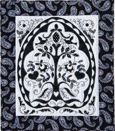 Free patterns -Quiltshop 100 rozen, Walstraat 90, Deventer, NL