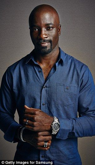 The Good Wife's Mike Colter will star as Luke Cage, someone Jessica meets during an investigation and changes her life completely. Description from dailymail.co.uk. I searched for this on bing.com/images