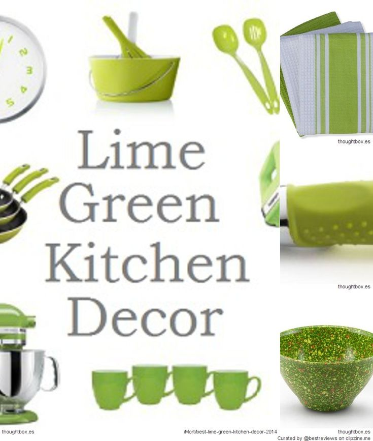 Lime Green And Black Kitchen Accessories: The 25+ Best Lime Green Kitchen Ideas On Pinterest