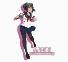 Yandere Simulator Merch by NosingGaming