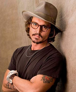 I heart Johnny Depp