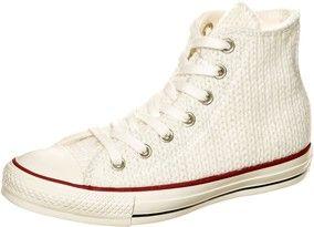 Knitted Converse Chuck Taylor All Star High Winter Sneaker Damen von CONVERSE bei ABOUT YOU