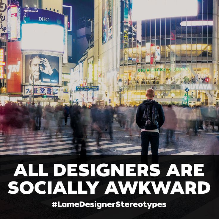 On the Creative Market Blog - 8 Lame Stereotypes That All Designers Hate