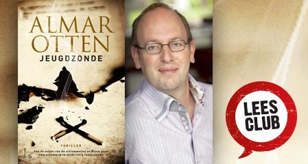 Jeudzonde van Almar Otten in Crimezone Leesclub - Crimezone.nl