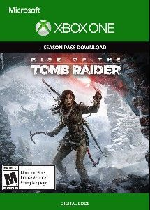 Rise of the Tomb Raider Season Pass - Xbox One [Digital Download Add-On]
