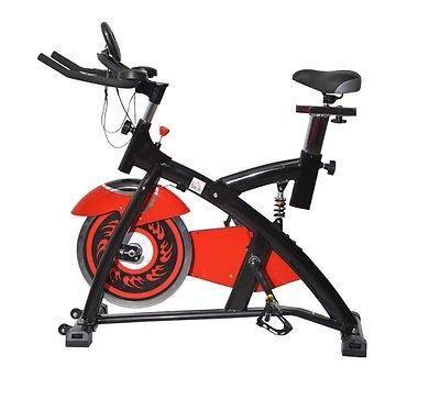 Oferta: 182.99€ Dto: -32%. Comprar Ofertas de Bicicleta Estatica Spinning Fitness Gimnasio Bici Entrenador Carga 150Kg LED barato. ¡Mira las ofertas!