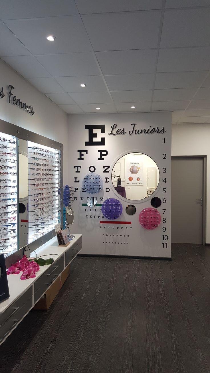 Showrrom | JCDA Espace optique Junior, opticien Roumat 33