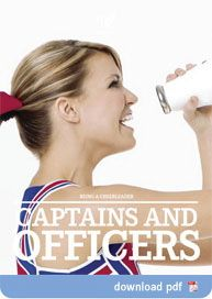 Captain and Officer Responsibilities
